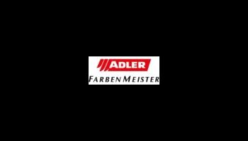 Adler Farbenmeister, Farben für den Innen- und Aussenbereich